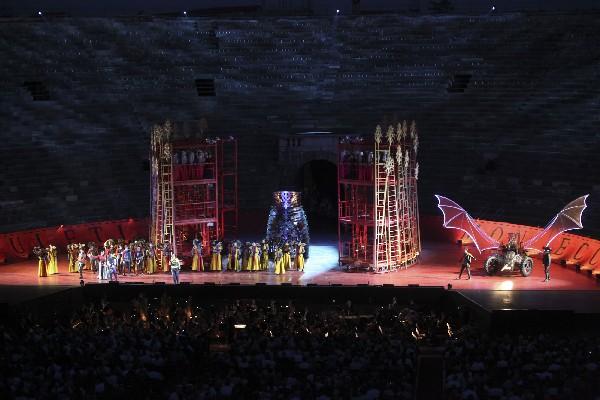 Acto 1. Romeo y Julieta