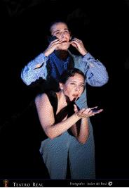 Kelley o'Connor y Jessica Rivera. Foto: Javier del Real