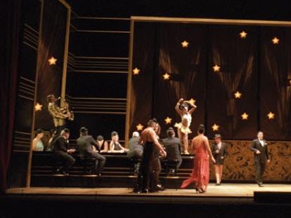 Escena. Acto II