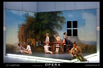 Escena. Acto I