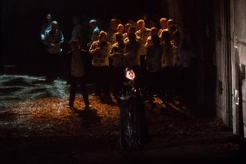 Nabucco de Verdi en Rovigo
