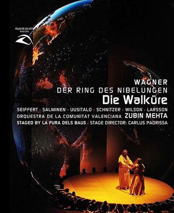 Die-Walkiüre,Wagner.Video
