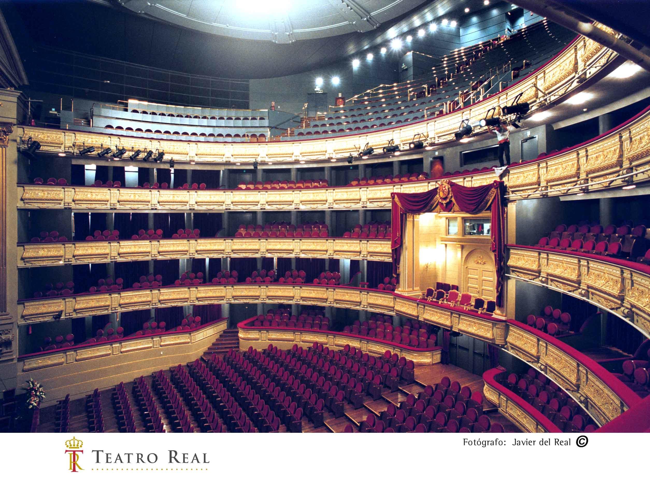 Teatro Real.Arquitec B33