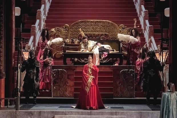 Turandot - Palau de les Arts - Tato Baeza