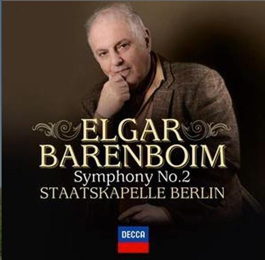 CD.-Elgar.-Barenboim