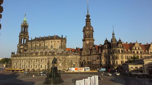 Dresda centro storico