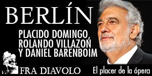 DOMINGO - VILLAZÓN - BARENBOIM