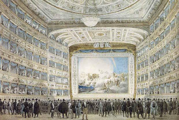 5 razones para ir a la ópera
