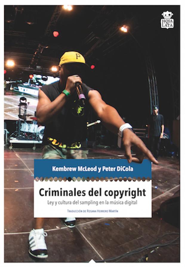 Cubierta Criminales Copyright
