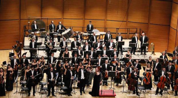 Jessica Pratt e Jader Bignamini - recital alla Verdi di  Milano -