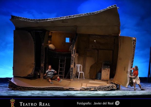 Hänsel und Gretel de Engelbert Humperdinck en el Teatro Real. Cuento de hadas wagneriano.