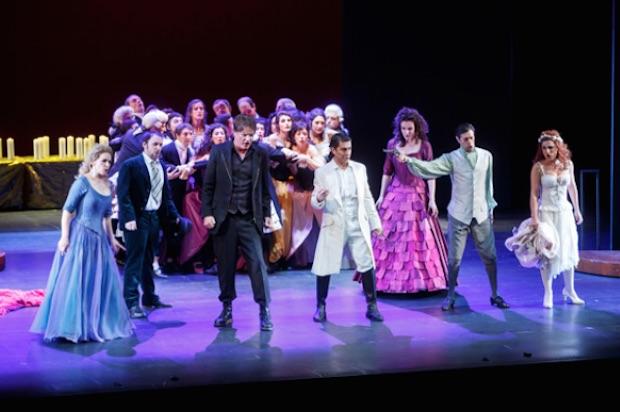 Don Giovanni llega con retraso a Pamplona: Más vale tarde que nunca