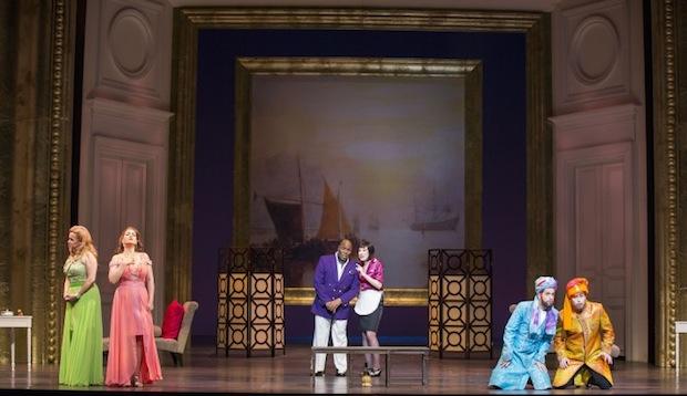 Crítica de Così fan tutte de Mozart en la FGO de Miami