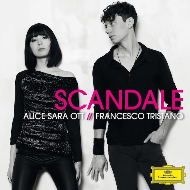 """""""Scandale"""" de Sara Ott y Tristano: Fuerza rítmica"""