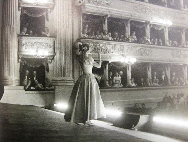 Candidatura de la Ópera Italiana para la UNESCO