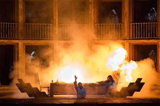 Review: Leading Ladies Shine in the Metropolitan Opera's Don Giovanni