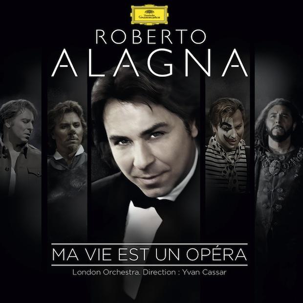 CD Ma vie est un opera. Roberto Alagna