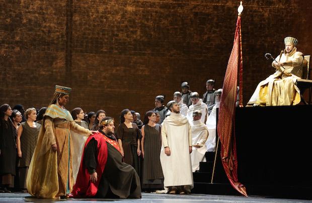 Recensione: Aida al teatro alla Scala, un'Aida senza Egitto