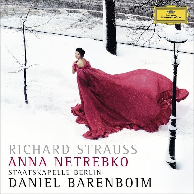 Netrebko y Barenboim celebran a Richard Strauss