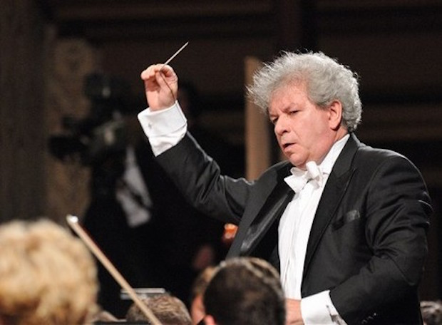 La Orquesta Filarmónica Checa llega a San Sebastián