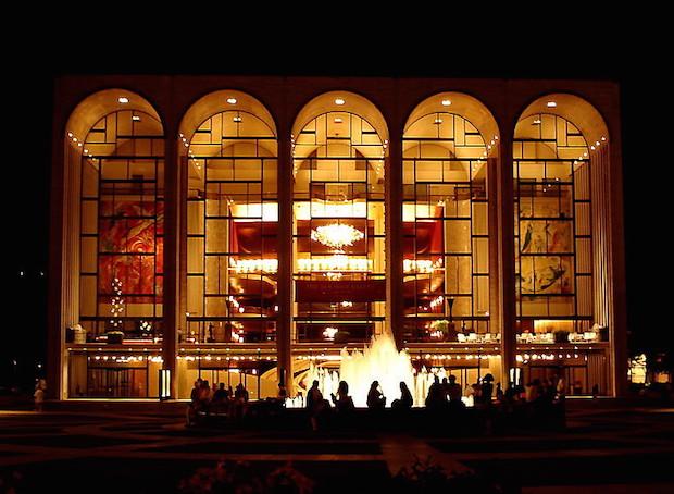 nueva temporada del Metropolitan Opera House 2015-2016