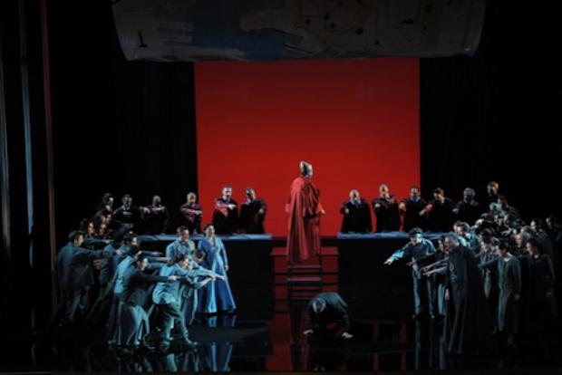 Simon Boccanegra a l'Opéra Grand Avignon