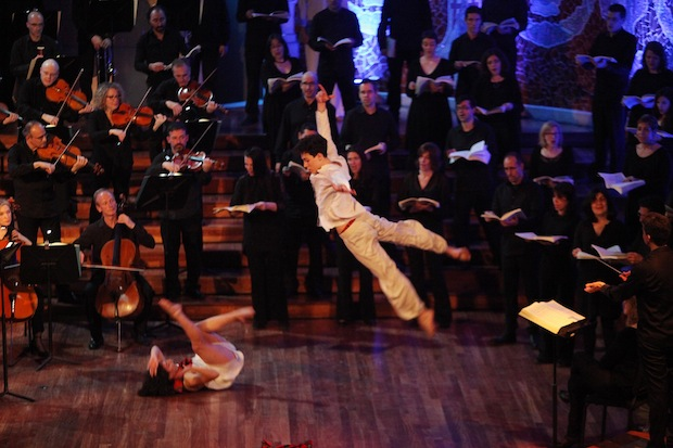 La Creación de Haydn se re-crea en el Palau de la Música