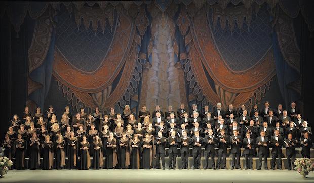Requiem de Berlioz en el Teatro Mariinsky II dirigido por Andrei Petrenko