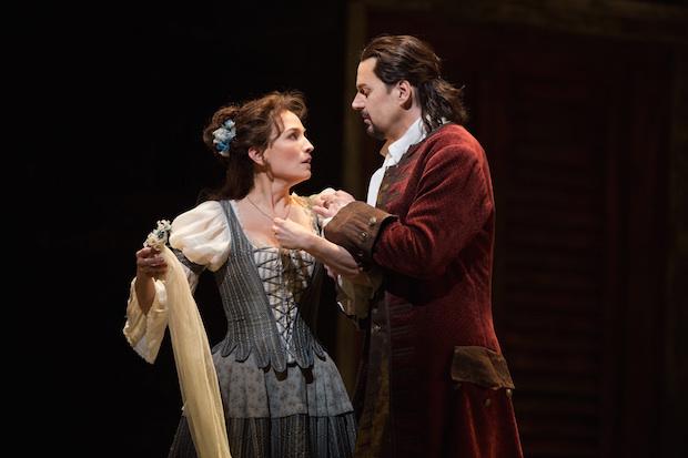 Don Giovanni en el Metropolitan: triunfo de Peter Mattei
