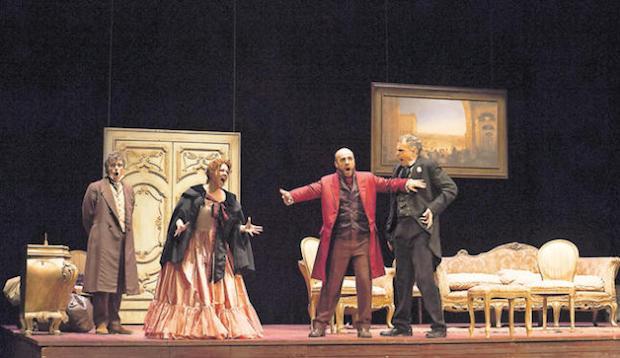 Crítica de Don Pasquale en Las Palmas