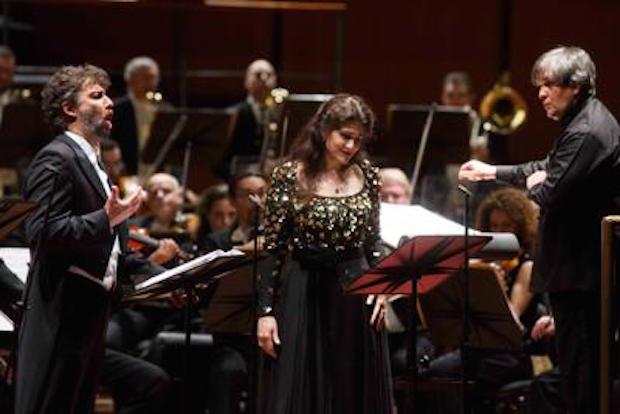Aida, Trionfo di Antonio Pappano a Santa Cecilia