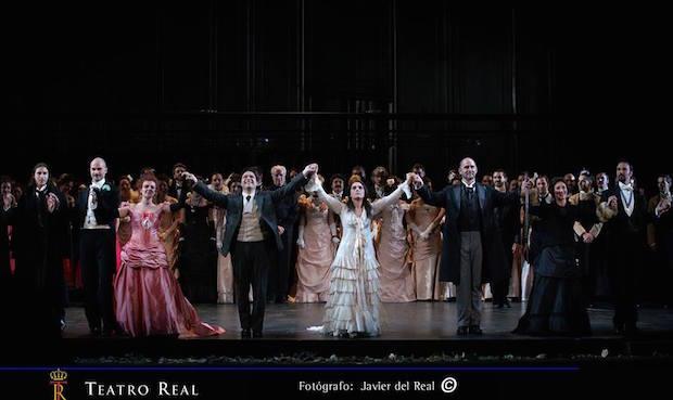La Traviataen el Teatro Real: una Violetta para recordar