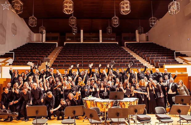 Éxito de Juventudes Musicales de Granada con Cavalleria Rusticana
