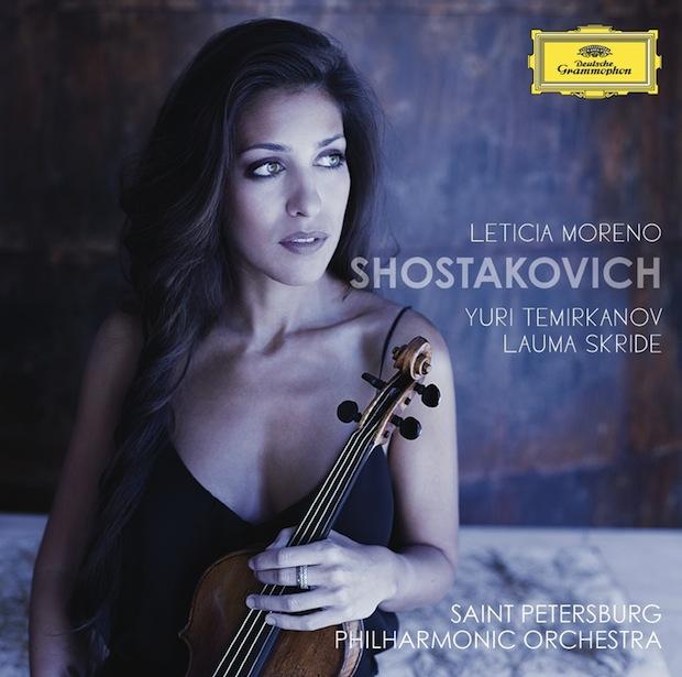 Leticia Moreno y Shostakovich, una dupla muy afortunada