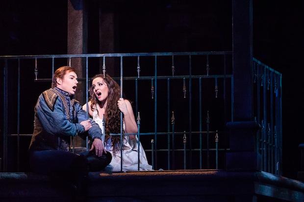 Romeo et Juliette en Austin Opera