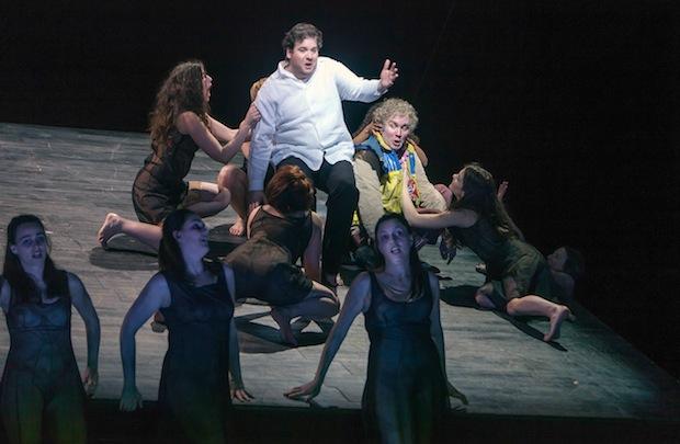 Die Zauberflöte en la De Nationale Opera de Amsterdam