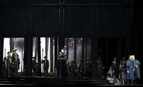 Triunfo de Anna Netrebko en la Anna Bolena de Viena