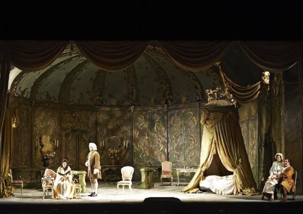 Der Rosenkavalier en la Staatsoper de Viena