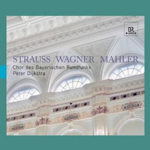 Romanticismo y Post-Romanticismo a capella por el Chor des Bayerischen Rundfunks