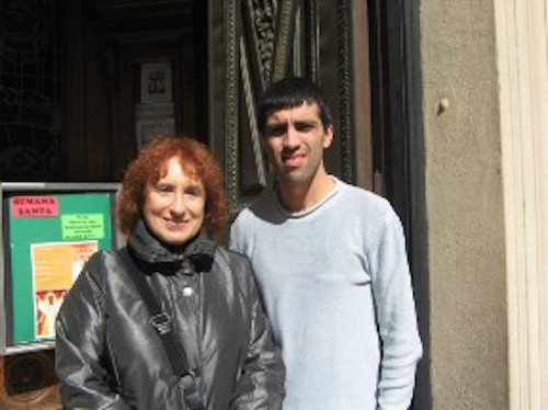 Entrevista con Adelaida Negri y Giovanni Panella