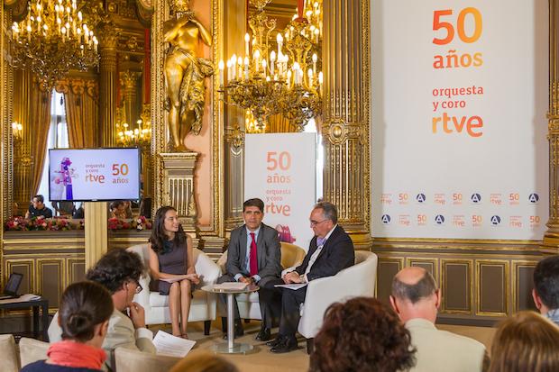 La Orquesta Sinfónica RTVE celebra su 50 aniversario