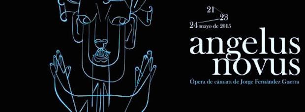 Estreno de Angelus novus de Jorge Fernández en los Teatros del Canal