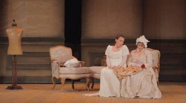 Clementina de Boccherini, una zarzuela de salón en el Teatro de la Zarzuela
