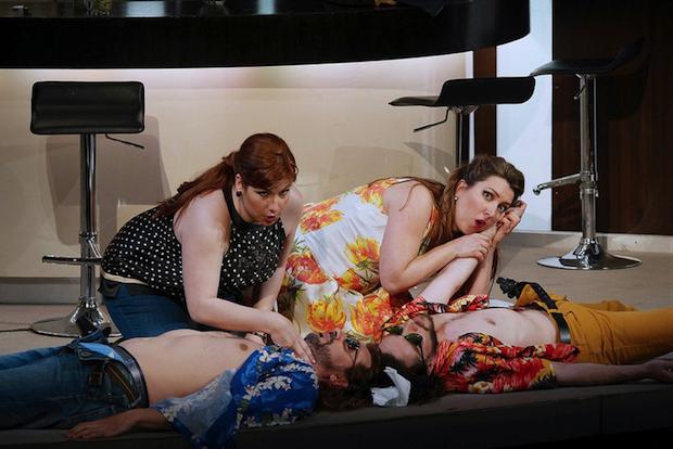 Crítica de Così fan tutte en el Liceu (segundo reparto)