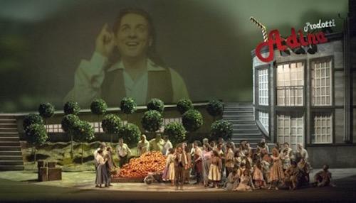 L´Elisir d´Amore en el Teatro Colón de Buenos Aires