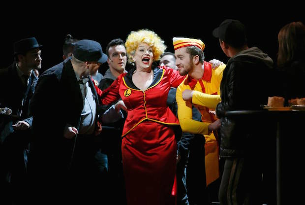 Vancouver Opera Season: Sweeny Todd at the Queen Elisabeth Theatre
