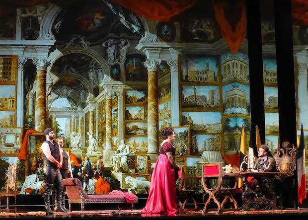 Crítica de Tosca en el Gran Teatro de Córdoba