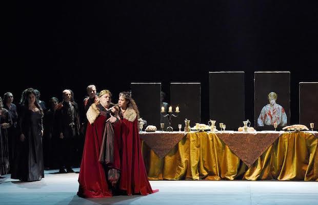 Macbeth au Théâtre des Champs-Elysées