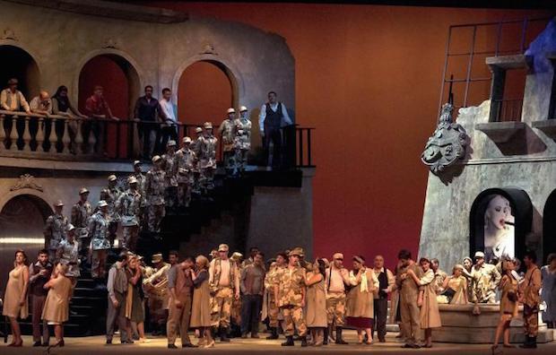 Crítica de Carmen en el Teatro Argentino de La Plata