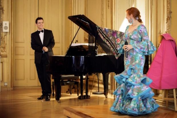 Recital de música y toros en Madrid a cargo de la asociación Aeterna Musica